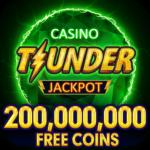 Thunder Jackpot Slots Casino – Free Slot Games  2.9 (Mod)