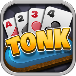 Tonk Online : Multiplayer Card Game 1.10 (Mod)