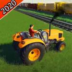 Tractor Trolley Farming Simulator 2020 1.03 (Mod)