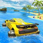 Water Surfer car Floating Beach Drive  1.17 (Mod)