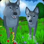 Wolf Simulator: Wild Animals 3D 1.047(Mod)