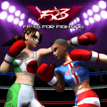 Woman Fists For Fighting WFx3 WFx3_FBCS (Mod) 16