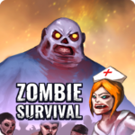 Zombie games – Zombie run & shooting zombies  1.0.9 (Mod)