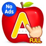ABC Kids Tracing & Phonics  1.6.0 (Mod)