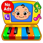Baby Games Piano, Baby Phone, First Words  1.2.7 (Mod)