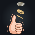 Coin Toss Simple Coin Flip Simulator  1.0.5 (Mod)