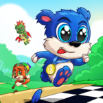 Fun Run 3 Multiplayer Games  3.11.4 (Mod)