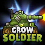 Grow Soldier – Idle Merge game 3.7.3 (Mod)