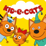 Kid-E-Cats: Picnic with Three Cats・Kitty Cat Games  (Mod) 2.2.3