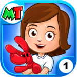My Town: Home Dollhouse: Kids Play Life house game  (Mod) 5.96