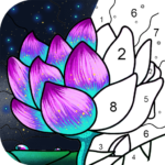 Paint By Number Coloring Book & Color by Number  2.40.0  (Mod)