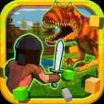 RaptorCraft 3D: Survival Craft ► Dangerous Worlds 5.1.1 (Mod)
