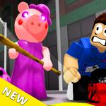 Scar Piggy Mod In Obby 11 (Mod)
