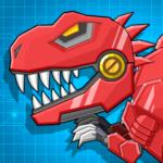 Toy Robot Mexico Rex Dino War  3.7 (Mod)