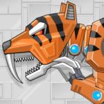 Toy Robot Rampage Smilodon War 3.3.1 (Mod)