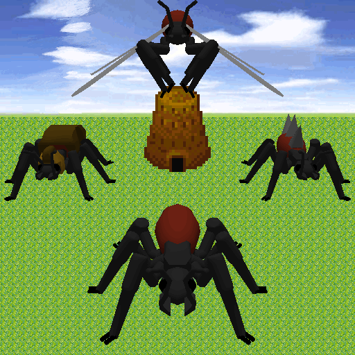 War of The Ants 3.0.2 (Mod)