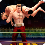 Wrestling Rumble Superstar: Extreme Fighting Games 4.5 (Mod)
