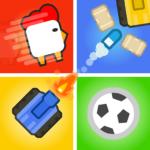 2 3 4 Player Mini Games  3.4.7 (Mod)