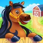 Animal Farm for Kids. Toddler games.  2.1.19 (Mod)