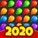 Balloon Paradise Free Match 3 Puzzle Game  4.1.2 (Mod)