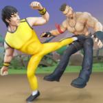 Beat Em Up Fighting Games: Kung Fu Karate Game  4.1 (Mod)