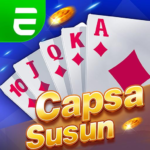 Capsa susun poker bonus  remi  gaple domino online 1.4.5 (Mod)