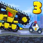 Car Eats Car 3: Racing Simulator – Fast Drive  2.7.1 (Mod)