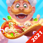 Crazy Diner Crazy Chef's Cooking Game  1.1.7 (Mod)