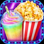 Crazy Movie Night Food Party – Make Popcorn & Soda 1.3 (Mod)