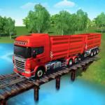 Euro Cargo Truck Simulation 3D Truck Driving Games 1.0 (Mod)