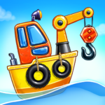 Game Island. Kids Games for Boys. Build House  5.5.16 (Mod)