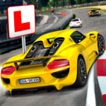 Race Driving License Test 2.1.2 (Mod)