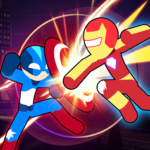 Stickman Heroes Fight Super Stick Warriors  1.1.2 (Mod)