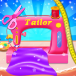 Tailor Fashion Games: 👸 Princess Clothing Design 1.3 (Mod)