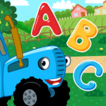 The Blue Tractor Funny Learning! Game for Toddlers 1.3 (Mod)
