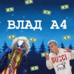 А4 – Убеги от клоуна Влад А4 и Клоун  1.5.61 (Mod)