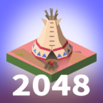 Age of City Tour : 2048 merge 1.5.5 (Mod)