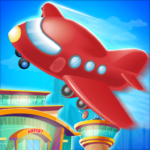 Airport Activities Adventures Airplane Travel Game 1.0.5 (Mod)