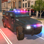 American Police Car Driving: Offline Games No Wifi 1.6 (Mod)