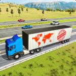 American truck driver simulator: USA Euro Truck  1.11 (Mod)