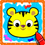 Animal Sounds for babies & Coloring book for kids 1.20 (Mod)