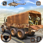 Army Truck Driving Game 2021- Cargo Truck 3D 1.0 (Mod)