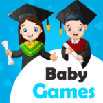 Baby Games Toddler Games for Free 2-5 Year Olds  1.13 (Mod)