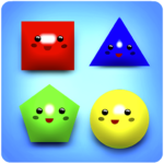 Baby Learning Shapes for Kids 2.9.92  (Mod)