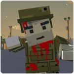 Blocky Zombie Survival 2 1.65 (Mod)