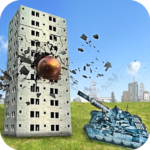 Building Demolisher: World Smasher Game 1.4 (Mod)