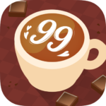 Cafe99~Relax block puzzle~ 1.2.1 (Mod)