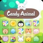Candy Animal – Free Match 3 Puzzle 1.5 (Mod)