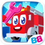 Cars for kids – Car sounds – Car builder & factory 1.3.4 (Mod)