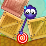 Catch the Candy Remastered! Red Lollipop Puzzle  1.0.54 (Mod)